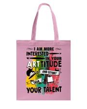 ArtTITUDE Tote Bag front