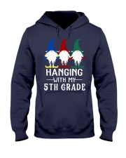 HANGING WITH MY 5TH GRADE Hooded Sweatshirt thumbnail