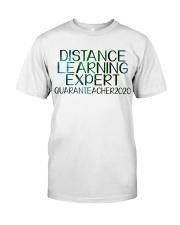 QUARANTEACHER2020 Classic T-Shirt front