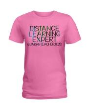 QUARANTEACHER2020 Ladies T-Shirt thumbnail