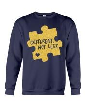 Different Not Less Crewneck Sweatshirt thumbnail