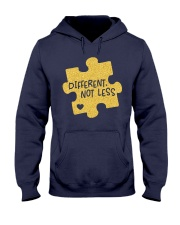 Different Not Less Hooded Sweatshirt thumbnail