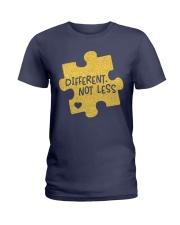 Different Not Less Ladies T-Shirt thumbnail