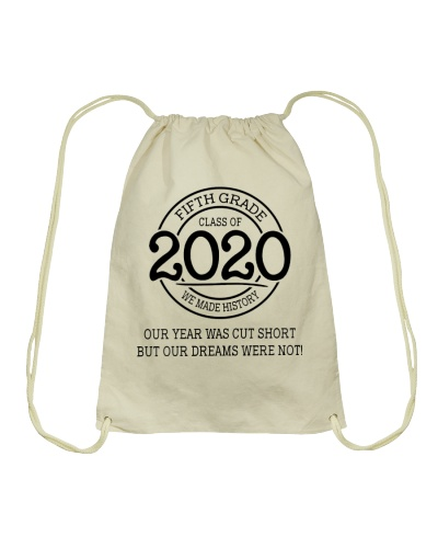 Fifth Grade class of 2020