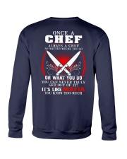 Once a Chef always a Chef Crewneck Sweatshirt thumbnail