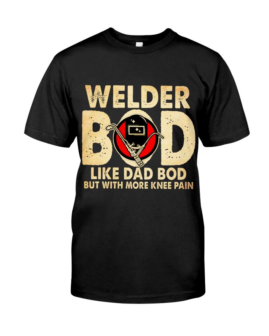 Welder Bod Classic T-Shirt