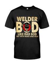 Welder Bod Classic T-Shirt front