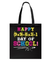 HAPPY 100 DAY OF SCHOOL  Tote Bag thumbnail