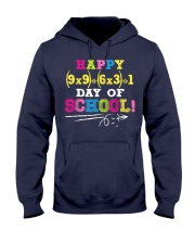 HAPPY 100 DAY OF SCHOOL  Hooded Sweatshirt thumbnail