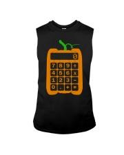 math computer Halloween Sleeveless Tee thumbnail