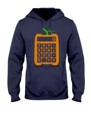 math computer Halloween Hooded Sweatshirt thumbnail