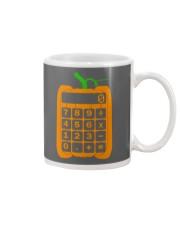 math computer Halloween Mug thumbnail
