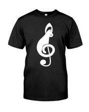 CAT MUSIC Classic T-Shirt tile
