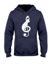 CAT MUSIC Hooded Sweatshirt thumbnail