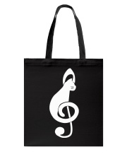 CAT MUSIC Tote Bag thumbnail