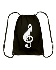 CAT MUSIC Drawstring Bag thumbnail
