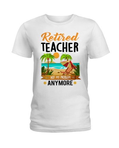 Retired Teacher for Summer Break