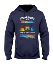 Science Trouble Together Hooded Sweatshirt thumbnail