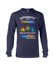 Science Trouble Together Long Sleeve Tee thumbnail