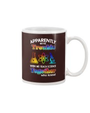 Science Trouble Together Mug thumbnail