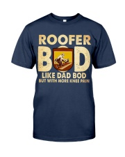 Roofer Bod Classic T-Shirt tile