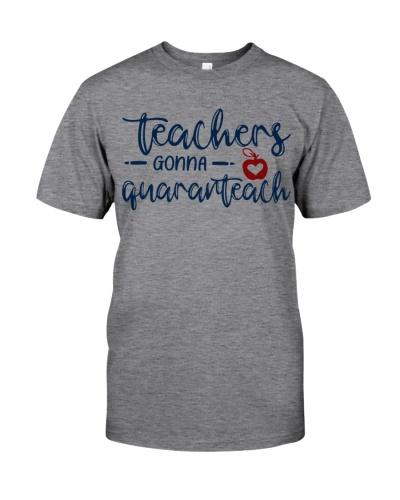 Teachers gonna quaranteach