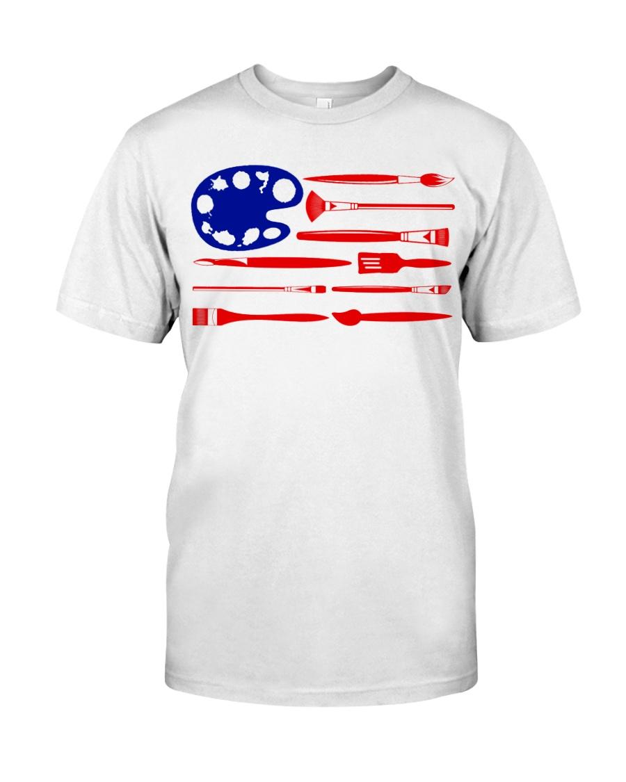 ART July4th Classic T-Shirt