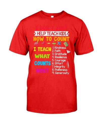 Teach Kids Counts