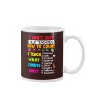 Teach Kids Counts Mug thumbnail