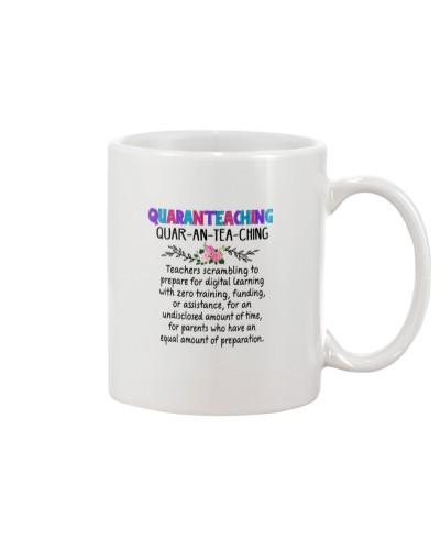 Quaranteaching