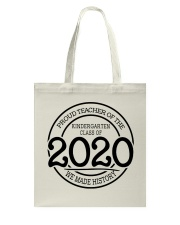 Kindergarten 2020 Tote Bag thumbnail