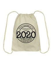 Kindergarten 2020 Drawstring Bag thumbnail