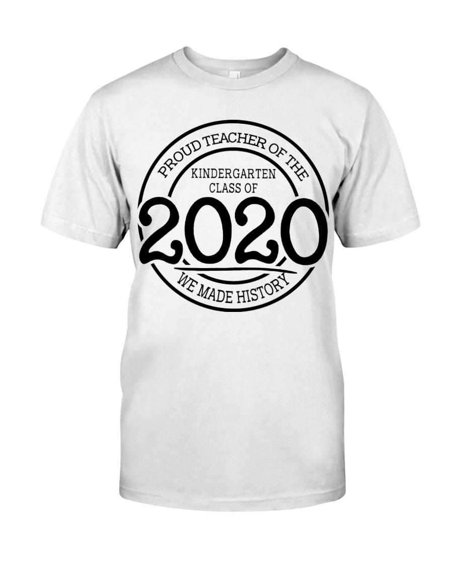 Kindergarten 2020 Classic T-Shirt