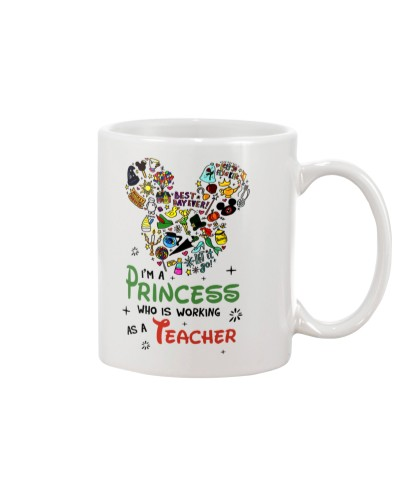 Working as a Teacher
