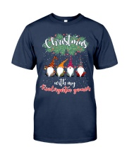 CHRISTMAS WITH MY KINDERGARTEN GNORMICS Classic T-Shirt tile