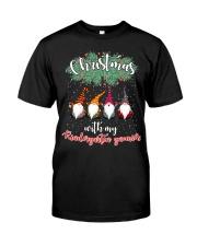 CHRISTMAS WITH MY KINDERGARTEN GNORMICS Premium Fit Mens Tee thumbnail