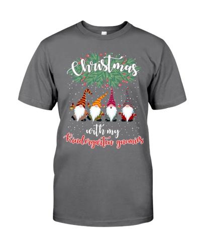 CHRISTMAS WITH MY KINDERGARTEN GNORMICS