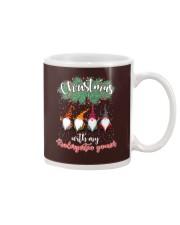 CHRISTMAS WITH MY KINDERGARTEN GNORMICS Mug thumbnail