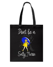 Salty Nurse Tote Bag thumbnail