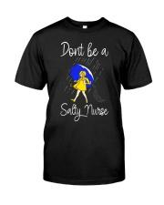 Salty Nurse Classic T-Shirt thumbnail