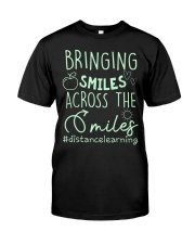distancelearning Classic T-Shirt front