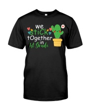 We stick together in 1st Grade Premium Fit Mens Tee thumbnail