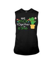 We stick together in 1st Grade Sleeveless Tee thumbnail