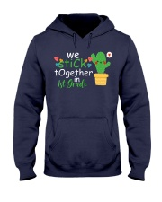 We stick together in 1st Grade Hooded Sweatshirt thumbnail