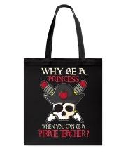 Pirate Teacher Tote Bag thumbnail