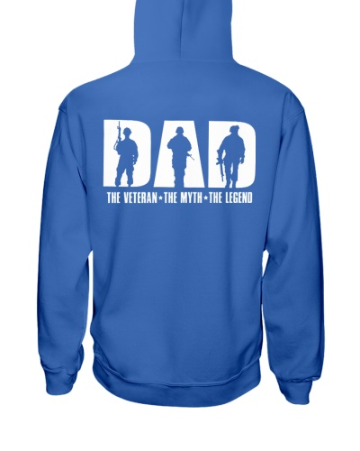 Perfect Gift - DAD - THE VETERAN