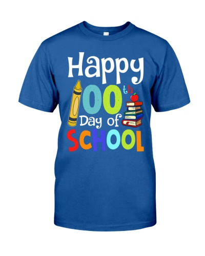 HAPPY 100TH DAYS OF SCHOOL