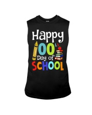 HAPPY 100TH DAYS OF SCHOOL Sleeveless Tee thumbnail