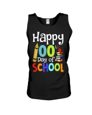 HAPPY 100TH DAYS OF SCHOOL Unisex Tank thumbnail
