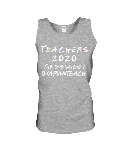 Teachers 2020 - I QUARANTEACH